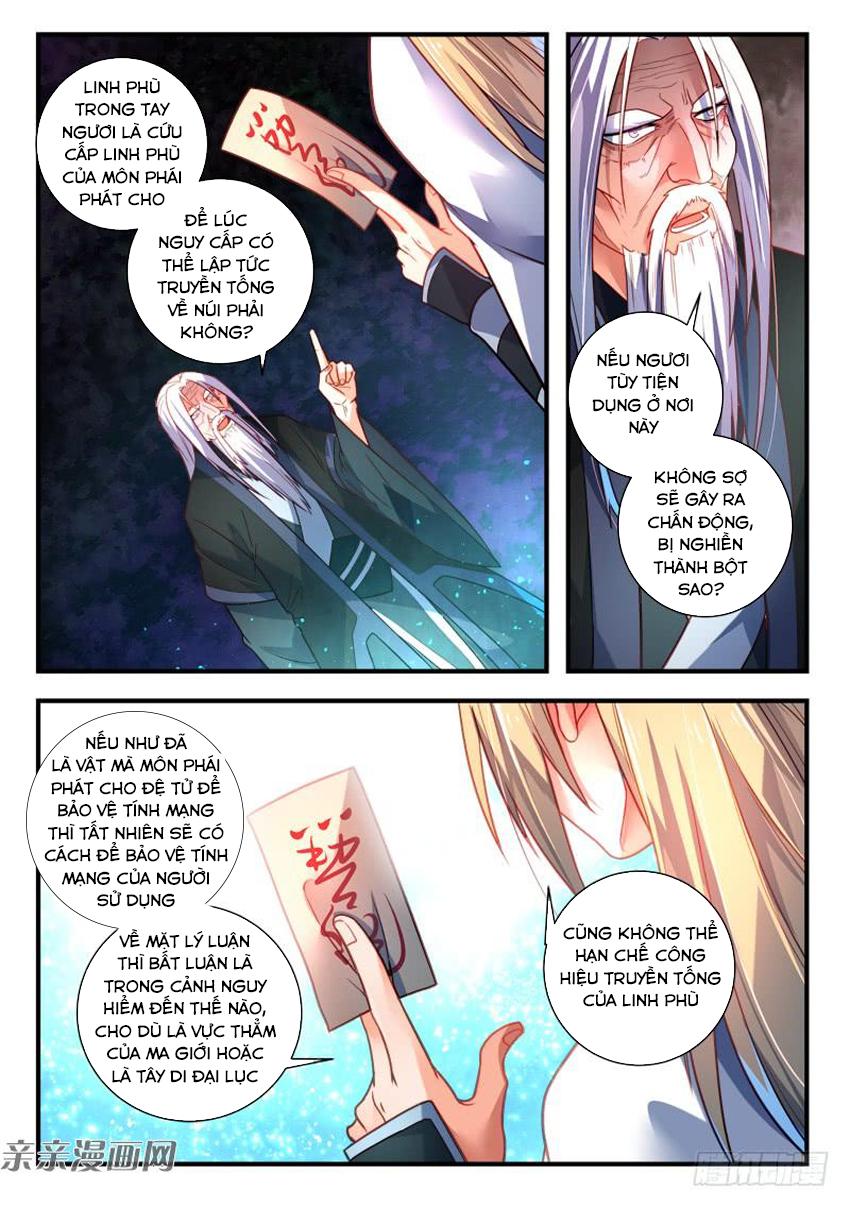 Tung Tiền Hữu Tọa Linh Kiếm Sơn Chap 357 - Trang 7