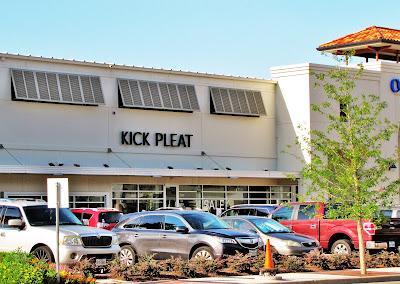 KICK PLEAT HOUSTON Store in Upper Kirby / River Oaks 2565 Kirby Dr, Houston, TX 77019
