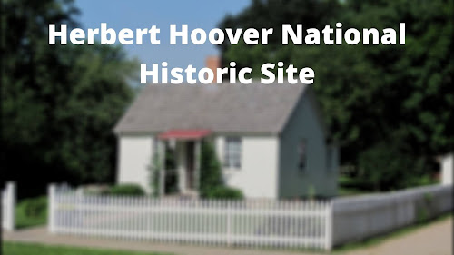 Iowa best place Herbert Hoover National Historic Site