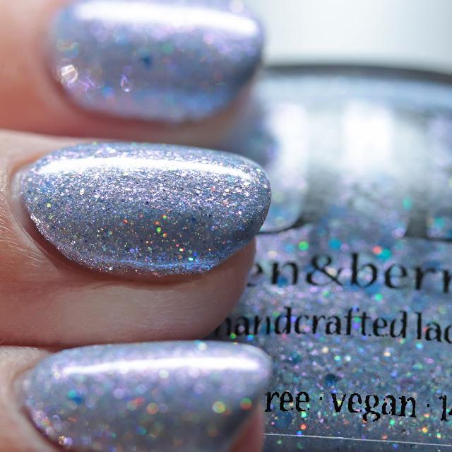 Jen & Berries Nail Lacquer Let It Glow