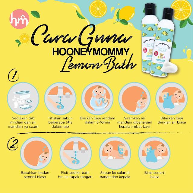 Kelebihan Honney Mommy Lemon Bath