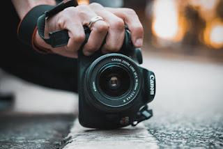 Cara Memilih Drive Mode Pada Kamera DSLR