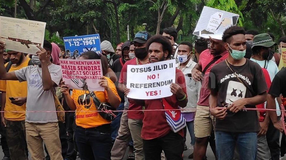 Ini Sejumlah Poin Krusial RUU Otsus Papua yang Baru Saja Disahkan DPR