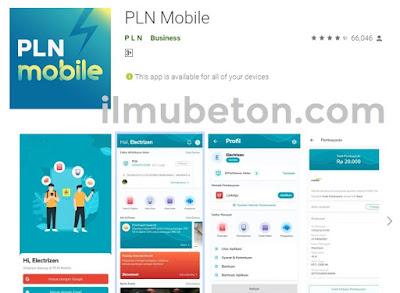 Aplikasi PLN MOBIL