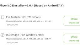 Cara Menginstall Phoenix OS Pada Windows 10
