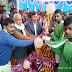 ग़ाज़ीपुर: रोमांचक रहा मुकाबला, इं0 अरविंद राय के हाथों पुरस्कृत हुए चैंपियन