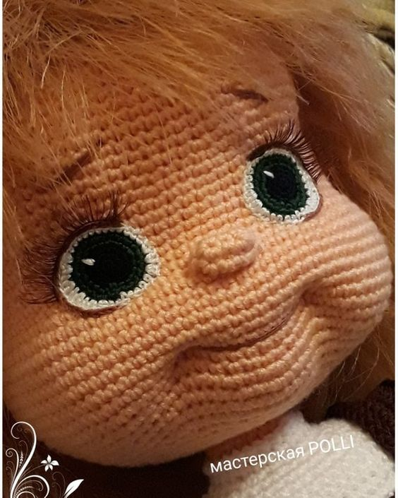 Urso de crochê_ amigurumi Marsha e o urso no Elo7   Crochettê (DF8F86)   705x564