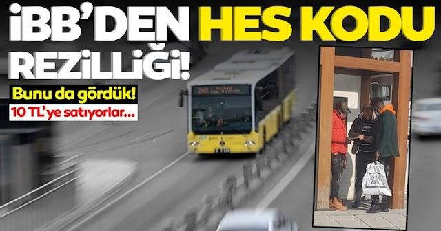 İstanbul Büyükşehir Belediyesi beceremedi! Korsanlar, HES kodu için devreye girdi.