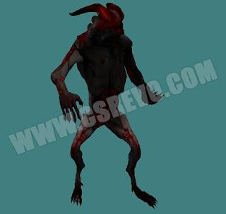 Skin Zombie - Demon CS 1.6