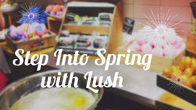 Lush York Blogger Event