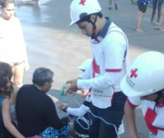 Suman ya tres personas ahogadas en el Estado de Veracruz