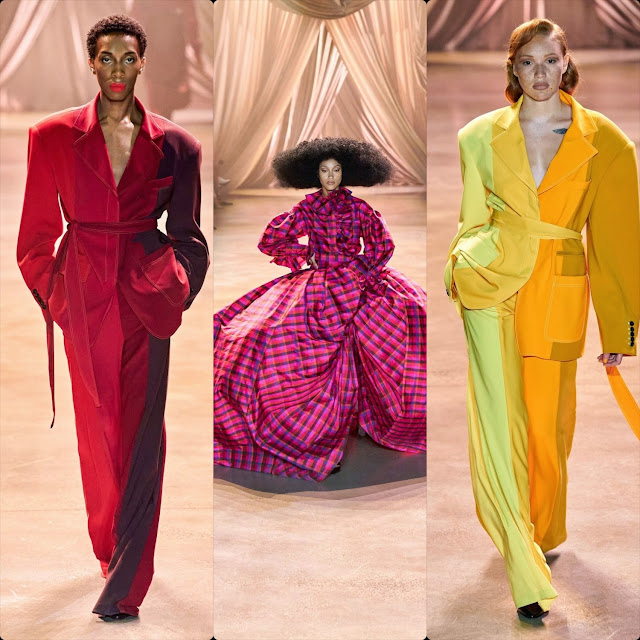 Christopher John Rogers Fall-Winter 2020-2021 New York by RUNWAY MAGAZINE