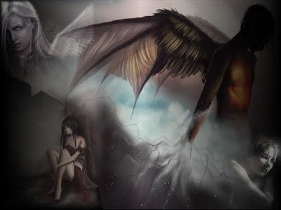 anjos góticos