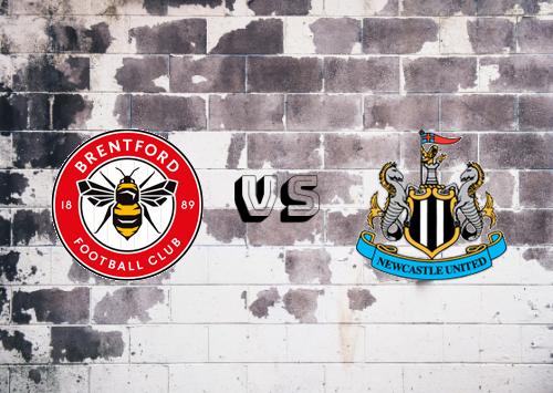 Brentford vs Newcastle United  Resumen