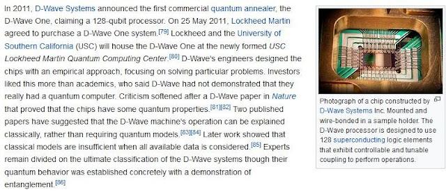 量子比特的量子電腦