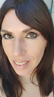 Maquillajes GLAM versión low cost: DORADO 04