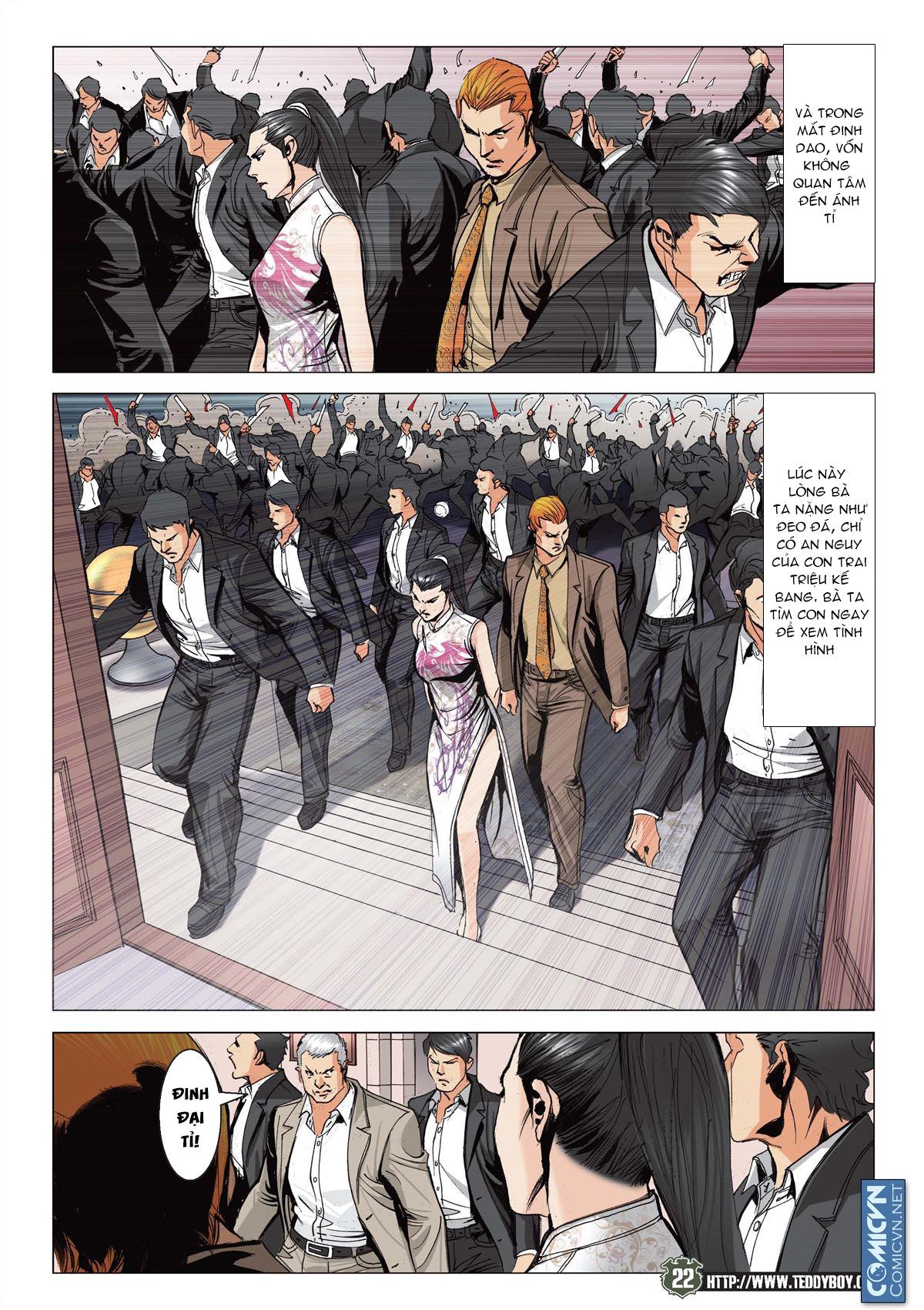 Người Trong Giang Hồ RAW chap 2085 - Trang 20