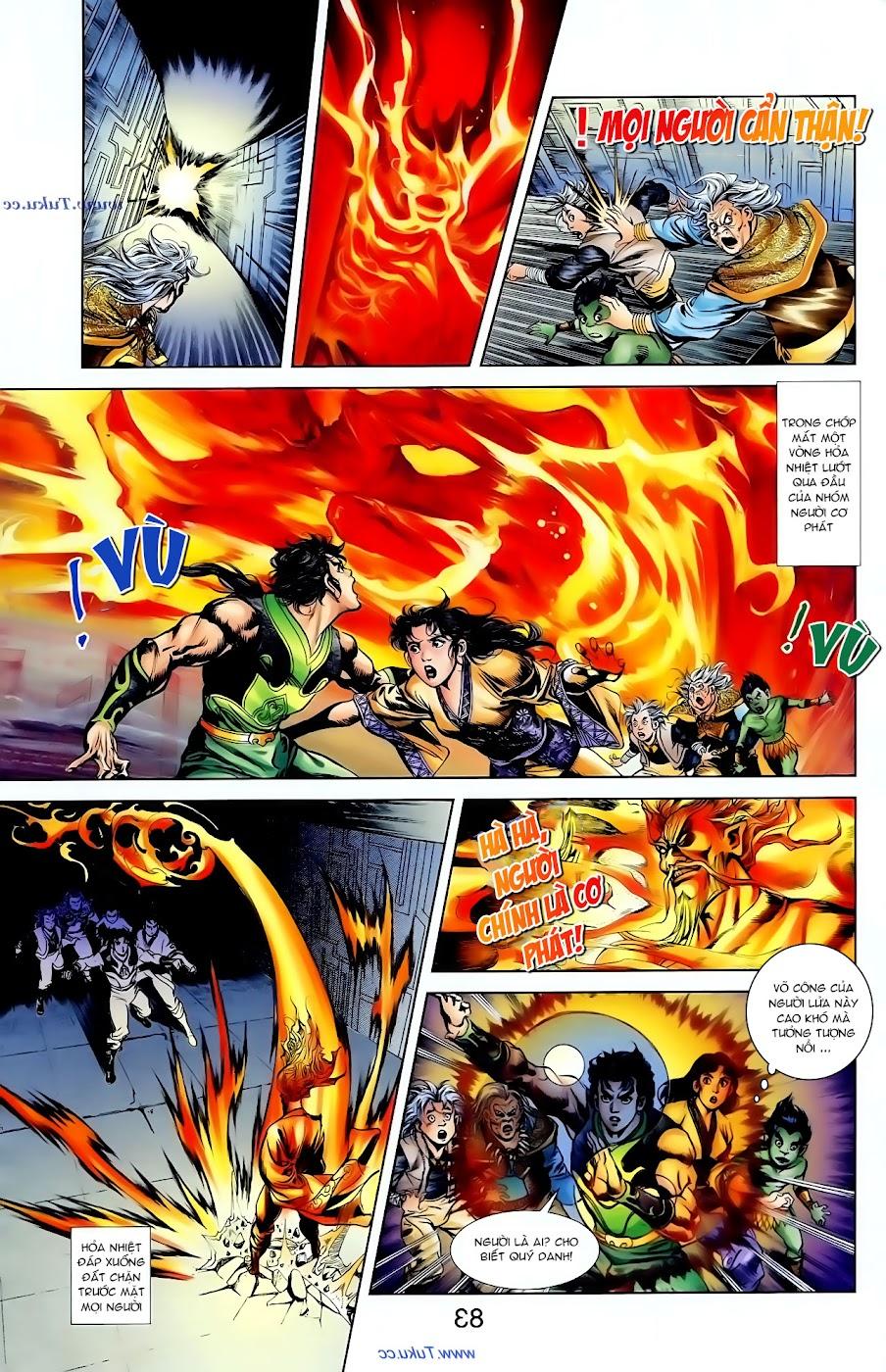 Cơ Phát Khai Chu Bản chapter 98 trang 12