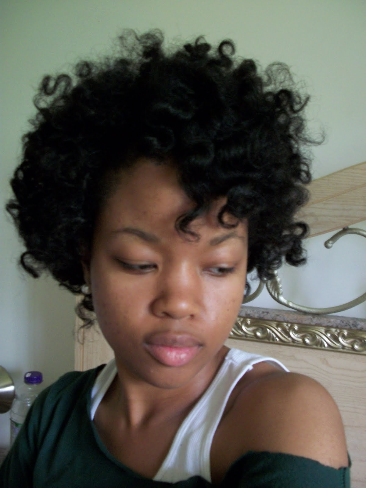 African American Women Curly Hairstyles