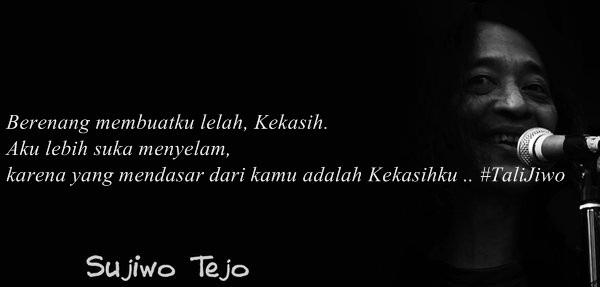 Quote Sujiwo Tejo Tentang Tuhan Talijiwo Dan Rahvayana Ydhartono Com