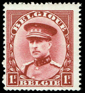 Belgium Albert I