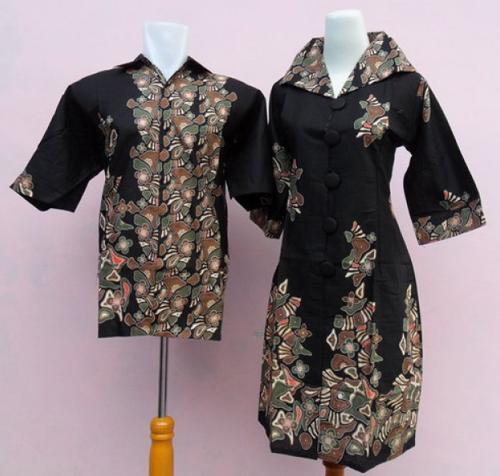 model baju batik sarimbit solo