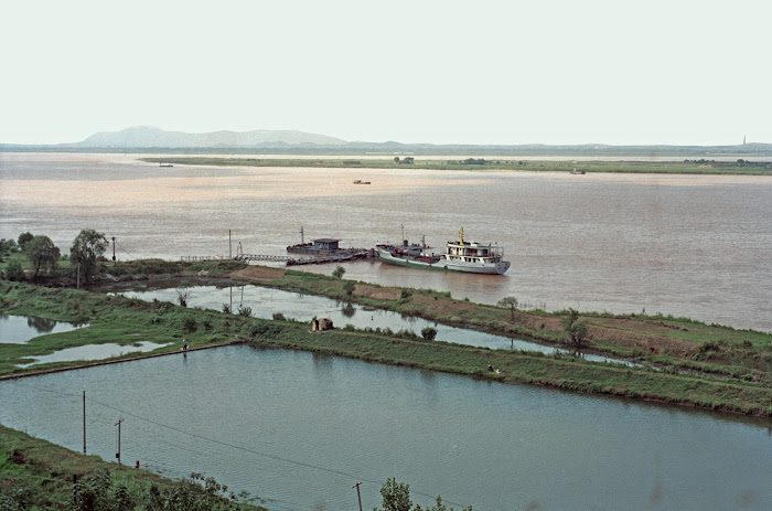 Nankin, Yangtze, Wufu, © L. Gigout, 1990