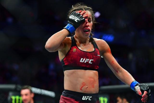 Joanna Jedrzejczyk UFC 248 2