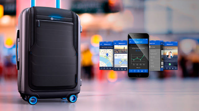 Tech Gadgets That Make Traveling a Breeze
