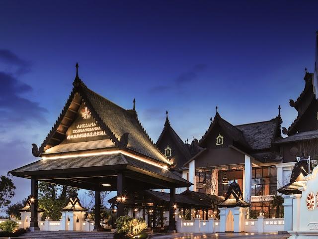 Accor 雅高-悅椿西雙版納酒店BUG 溫泉套房只要684RMB(原價4288RMB)