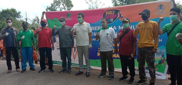 Dukung Aksi WCD, Ajak Masyarkat Pintar Kelola  Sampah