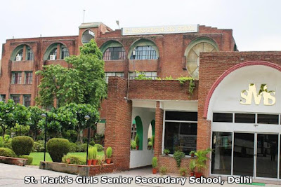 St. Mark's Girls Senior Secondary School, Delhi