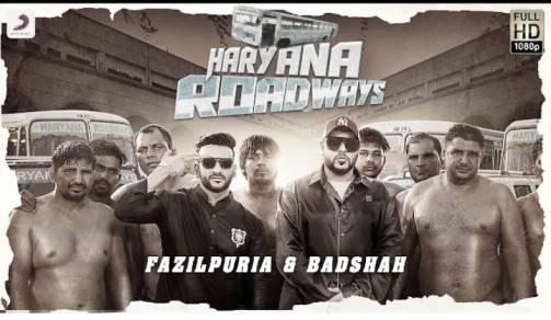 Fazilpuria & Badshah - Haryana Roadways lyrics