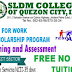 6 TWSP Courses by SLDM Colleges | No Tuition FEE