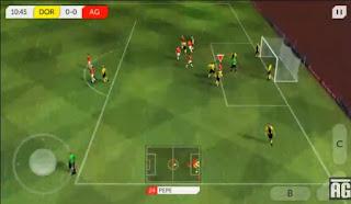 Game sepakbola soccer android yang ringan dan populer