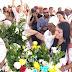 RELIGIÃO: Fé e alegria marcam festa de Iemanjá em Lauro de Freitas