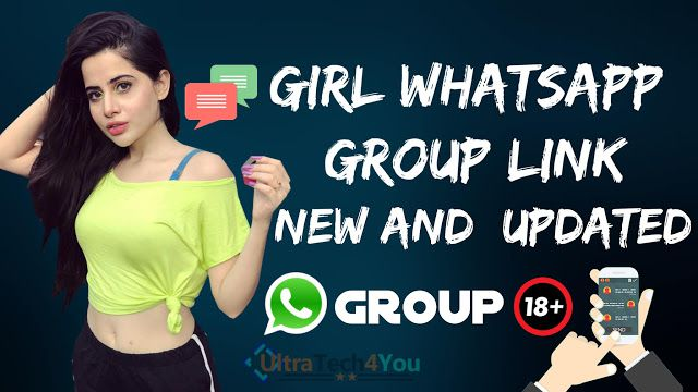 Girl WhatsApp Group Link New And [Updated], UltraTech4You