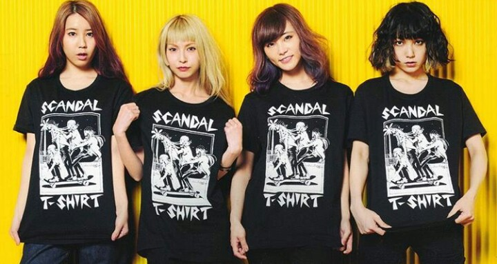 SCANDAL Limited T-Shirt
