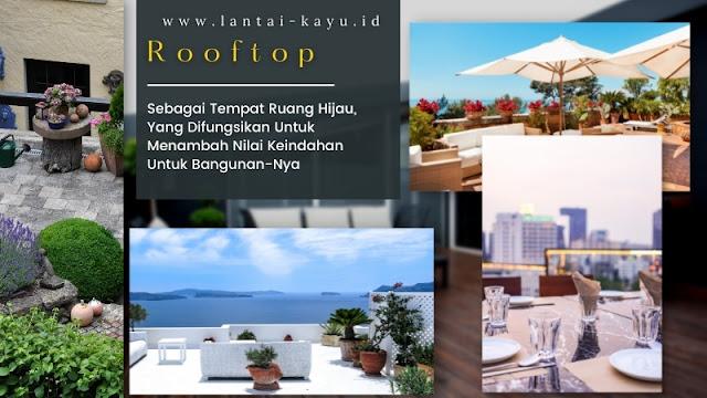 apa itu rooftop ?