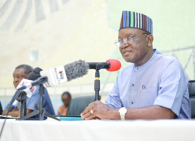 I will rather die than give up Benue land to the Fulani – Ortom challenges Buhari administration again