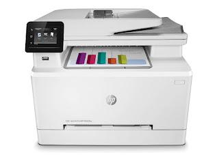 HP Color LaserJet Pro MFP M283fdw Drivers, Review, Price