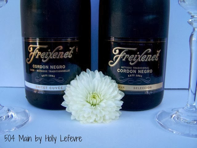 Holiday Entertaining with #Freixenet by 504 Main