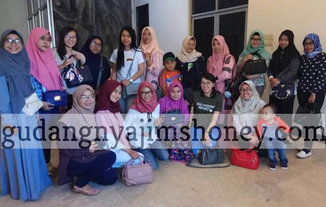 Evaluasi Penjualan 2018 Jims Honey Jatim di Surabaya