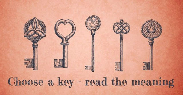 Choose A Key And Unlock Your Inner Magic