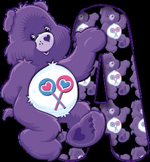 abecedario de osos amorosos para imprimir