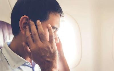 التهاب الأذن الضغطي