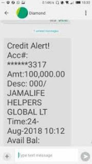 Jamalife Affilliate Program: Make N100,000 Weekly. 100% Legit!!