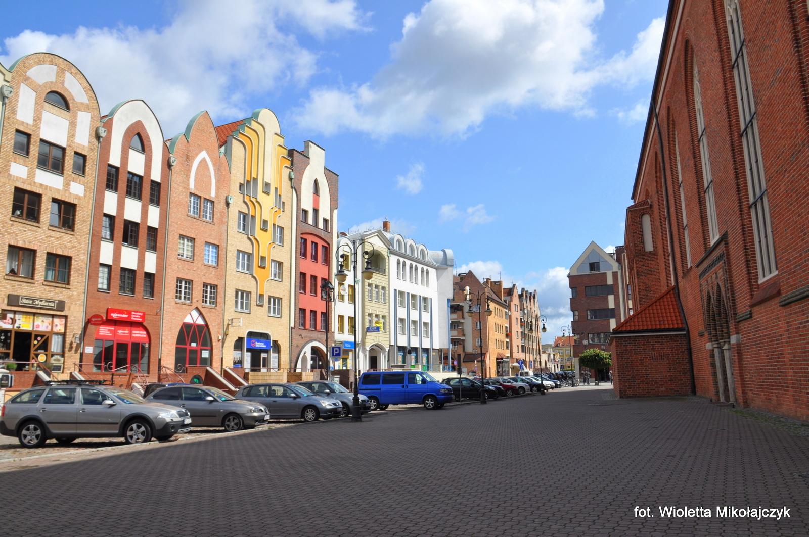 Elbląg- najniżej położone miasto w Polsce.