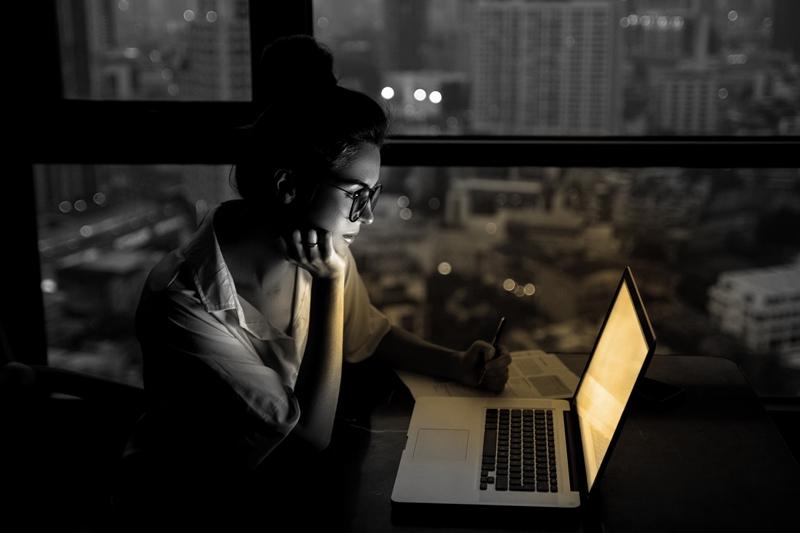 Dijital Göz Yorgunluğu Hızla Artıyor