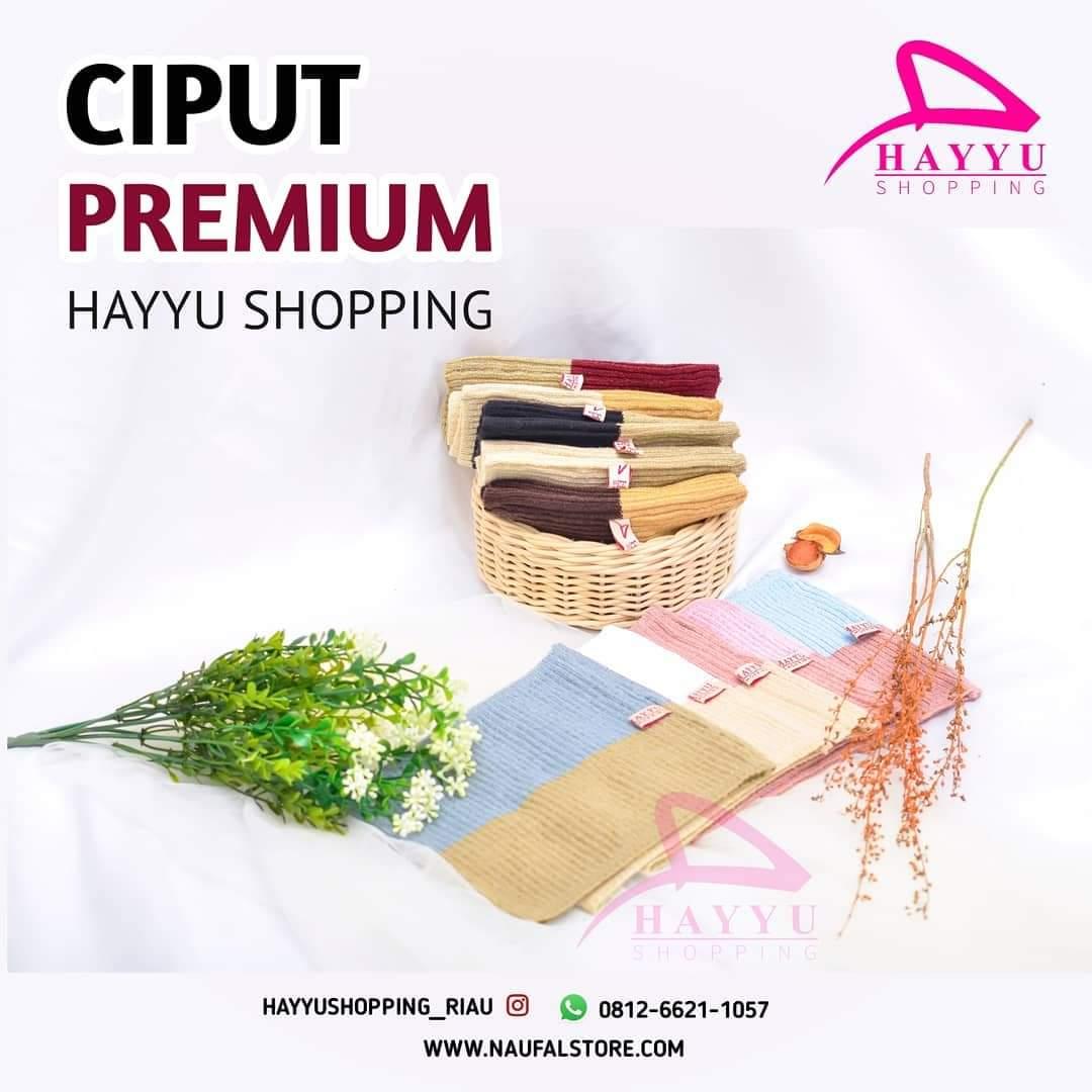 Ciput Premium Hayyu Shopping